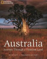 Australia : Journey through a Timeless Land by Smith, Roff Martin Hardback Book