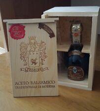 Aceto Balsamico dop Tradizionale di Modena D.O.P. - (invecchiato 60/70 ANNI!!)