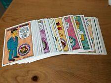 1994 Skybox The Simpsons - Series 2 - Base Card Set (80 cards)