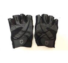 New In Packet Harbinger Pro Leather Gym Sports Weight Training Gloves XXL 2XL