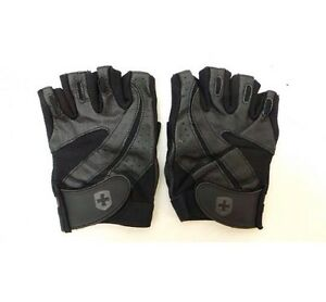 New In Packet Harbinger Pro Leather Gym Sports Weightlifting Gloves XXL 2XL