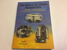 THE WORLD AT THEIR FINGERTIPS: THE STORY OF ELECTRA HOUSE (Telegraphy Telegrams)