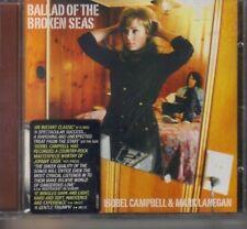 Isobel Campbell & Mark Lanegan - Ballad of the Broken Seas (2006) CD Album