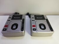 LETTORe CD NUMARK TCD05 DJ CD PLAYER COPPIA 2