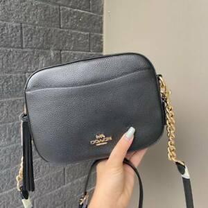 Coach Camera Bag in Black 29411