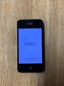 Apple iPhone 4 - 16GB - Black (O2) A1332 (GSM)