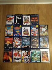PS2 Games Bundle (19 Games)