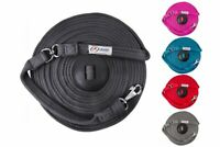 Derby Originals Softgrip Cotton Swivel Lunge Lines Rubber Stopper 24' & 34'