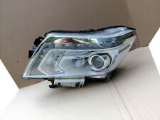 NISSAN NAVARA FULL LED VOLL LED SCHEINWERFER HEADLIGHT FARO PHARE LHD