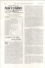 1902 generale Sir una potenza Palmer Ritratto fotografico
