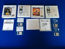 (Commodore Amiga) King of Chicago Rocket Ranger(Mirrorsoft) (Tested and Working)