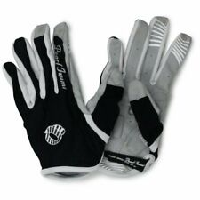 Pearl Izumi Womens Elite Gel FF Full Finger Cycling Bike MTB Glove XL Black