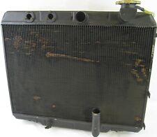 MASERATI MEXICO TIPO AM 112 107 4.2L 4.7L FIM GENUINE NEW OLD STOCK RADIATOR NOS