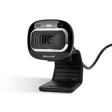 Microsoft Lifecam HD-3000 / PC Cam / USB 2.0 High speed / 1280x720 / 720p HD Sen