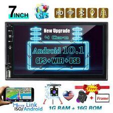 7 Inch Android 10.1 Car Stereo FM Radio 2 Din GPS Navi MP5 Player WiFi Quad Core