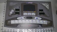 Reebok Treadmill RBTL1590 RBX 550 Console Overlay Display Control Panel Screen