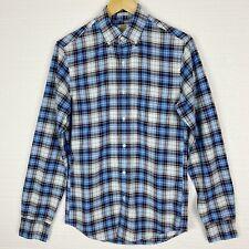 NEW Men's J. Crew Oxford Plaid Slim Fit Shirt Button Down size XS