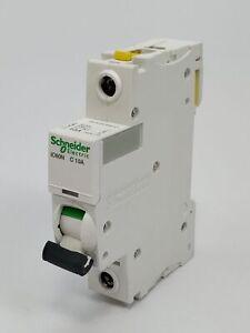 Schneider Electric iC60N C10A Miniature Circuit breaker