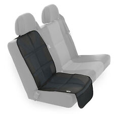 NEW HAUCK BLACK DELUXE SIT ON ME ANTI SLIP CAR SEAT PROTECTOR ISOFIX COMPATIBLE