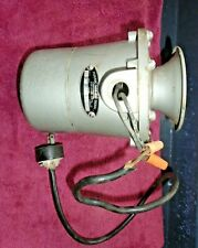 Federal Sign and Signal Corporation Model 20 Submarine Diving Siren Tested