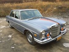 1972 Mercedes-Benz 200-Series 280se 4.5