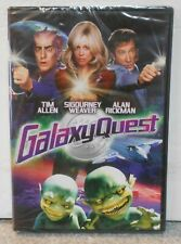 Galaxy Quest (Dvd, 2017) Comedy Brand New