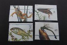GB MNH STAMP SET 2001 Pond Life SG 2220-2223 10% OFF FOR ANY 5+