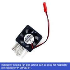5V 0.2A Brushless CPU Cooling Fan for Raspberry Pi RasPi 3 Model B 2 Model B/B+