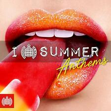 (MOS) I Love Summer Anthems - Ministry of Sound [CD] Released On 21/06/2019