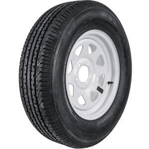 Tire Hi-Run ST100 ST 205/75R14 Load D 8 Ply Trailer