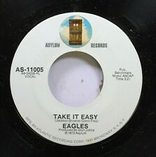 Rock New Old Stock 45 Eagles - Take It Easy / Get You In The Mood On Asylum