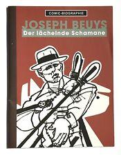 NEW Joseph Beuys Graphic Illustration Comic Biography German Art Artist Book
