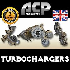 Turbocharger 751851 for Seat Altea, Leon, Toledo, 1.9 TDI. 90/105 BHP. 66/77 kW.