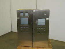 40 X 48 X 12 Double Door Stainless Steel Electrical Enclosure Jic Box