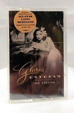 "Gloria Estefan ""Mí Tierra"" Cassette Tape - Epic 53807 - June 1993 - NEW & SEALED"