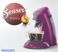 Philips Senseo HD6553 Kaffeemaschine Lila 1.450 W Kaffeepadmaschine Padautomat