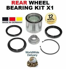 FOR SUBARU FORESTER TURBO 2.0 S 2.5 XT 1997--> NEW REAR WHEEL BEARING KIT X1
