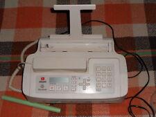 OLIVETTI FAX_LAB 650 - TELEFAX IN CARTA COMUNE INKJET - FUNZIONANTE -PER RICAMBI