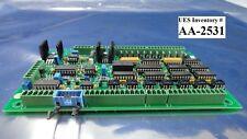 Asm Advanced Semiconductor Materials 2911779-21 Pcb Board Esigma Wk0705 Used