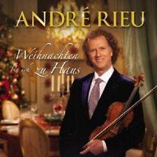 ANDRÉ RIEU - WEIHNACHTEN BIN ICH ZU HAUS  CD  POPULAR VIOLINE CLASSIC  NEU