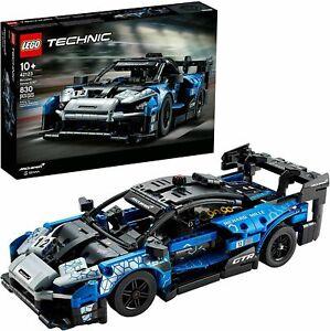 LEGO Technic 42123 - Mc Laren Senna Gtr