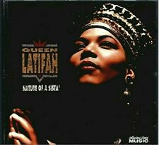 Queen Latifah Nature Of A Sista Ccm 12 Track Promo Sealed Compact Disc