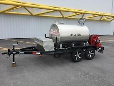 Fuel Trailer 500 Gallon, Aircraft Refueler