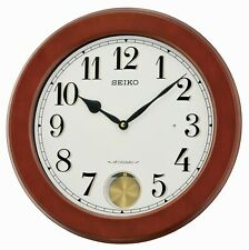 Seiko White Dial With Melodies Clock Watch Qxm548Blh