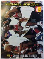1999 Sports Illustrated for Kids Series 2 Retrospective Michael Jordan Card #783
