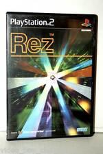 REZ GIOCO USATO OTTIMO STATO SONY PS2 EDIZIONE GIAPPONESE JAPAN NTSC/J 35126