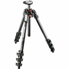 Manfrotto MT190CXPRO4 Carbon Fiber Tripod Legs with Q90 Column (Black)