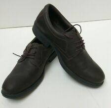 Men's Brown Cotton Traders Size 9 Preowned Unboxed(850D52)