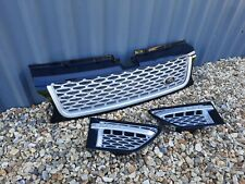RANGE ROVER SPORT L320 AUTOBIOGRAPHY FRONT GRILL WITH SIDE VENT KIT 2010 ONWARDS