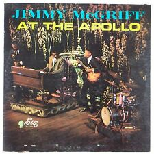 JIMMY McGRIFF: At The Apollo SUE '63 ORIG Vinyl LP NM-